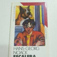 Libros de segunda mano: HANS GEORG NOACK - ESCALERA DE BAJADA - TDK135. Lote 180510117