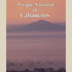 Libros de segunda mano: PARQUE NACIONAL CABAÑEROS. Lote 180756247