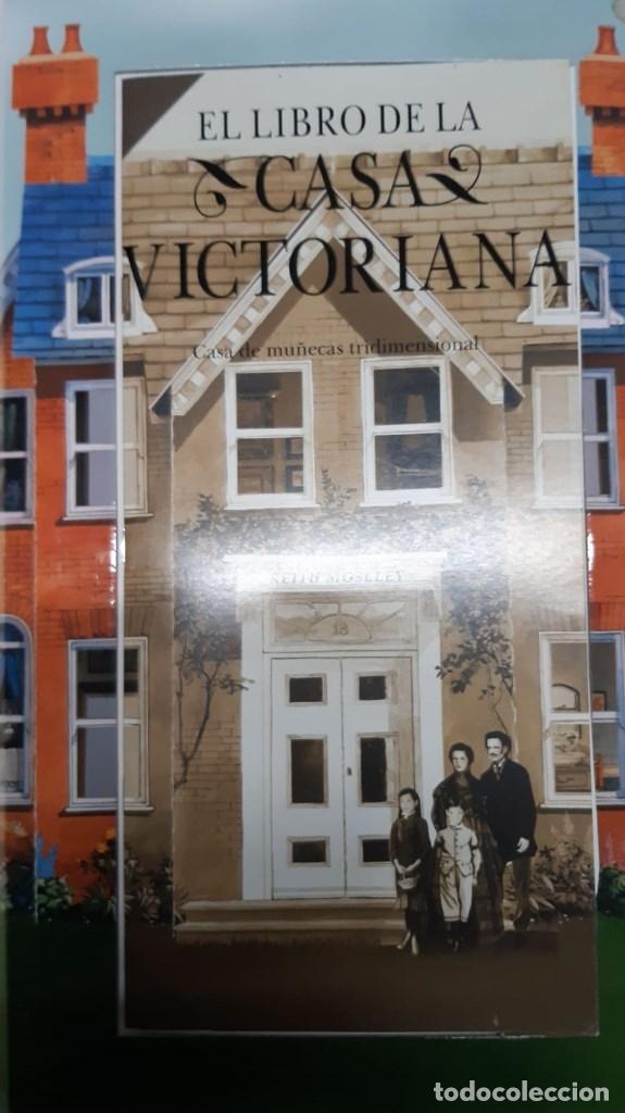 Libro Desplegable La Casa Victoriana Medidas  4