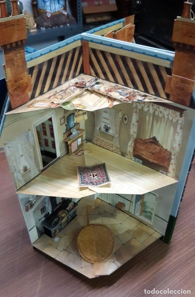 12705 Pdf Casa De Munecas Victoriana Segunda Mano Libros
