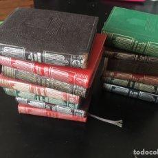 Libros de segunda mano: LOTE DE CRISOLINES COLECCION CRISOL AGUILAR. Lote 180860638