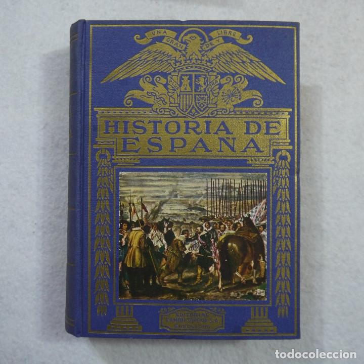 HISTORIA DE ESPAÑA - JOSÉ TERRERO - EDITORIAL SOPENA - 1958 (Libros de Segunda Mano - Historia - Otros)