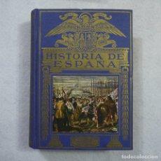 Libros de segunda mano: HISTORIA DE ESPAÑA - JOSÉ TERRERO - EDITORIAL SOPENA - 1958. Lote 180868577