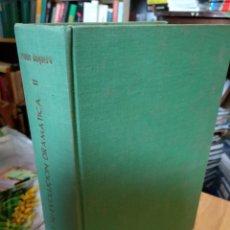 Libros de segunda mano: DON JUAN Y SU EVOLUCIÓN DRAMÁTICA. MADRID 1966. ARCADIO VAQUERO. TOMO 2. Lote 180873500