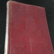 Libros de segunda mano: CRISOL NÚMERO 4 PEÑAS ARRIBA JOSE MARIA DE PEREDA. Lote 180874717