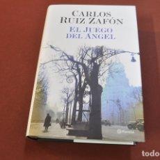 Libros de segunda mano: EL JUEGO DEL ÁNGEL - CARLOS RUIZ ZAFÓN - NOB. Lote 180876368