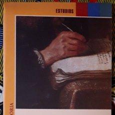 Libros de segunda mano: JOSÉ ALCALÁ-ZAMORA Y QUEIPO DE LLANO (ED.) . LA ESPAÑA Y EL CERVANTES DEL PRIMER QUIJOTE. Lote 180881850