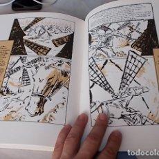 Libros de segunda mano: LANZA EN ASTILLERO. EL CABALLERO DON QUIJOTE Y OTRAS SUS TRISTES FIGURAS . CASTILLA-LA MANCHA. 2005. Lote 180884881