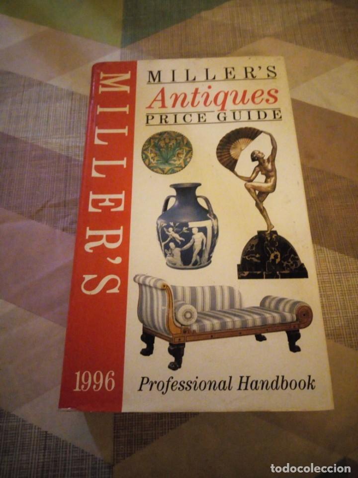 LIBRO MILLER'S ANTIQUES PRICE GUIDE. 1996. LONDON,GUIA DE PRECIOS. (Libros de Segunda Mano - Ciencias, Manuales y Oficios - Otros)