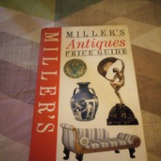Libros de segunda mano: LIBRO MILLER'S ANTIQUES PRICE GUIDE. 1996. LONDON,GUIA DE PRECIOS.. Lote 180897802