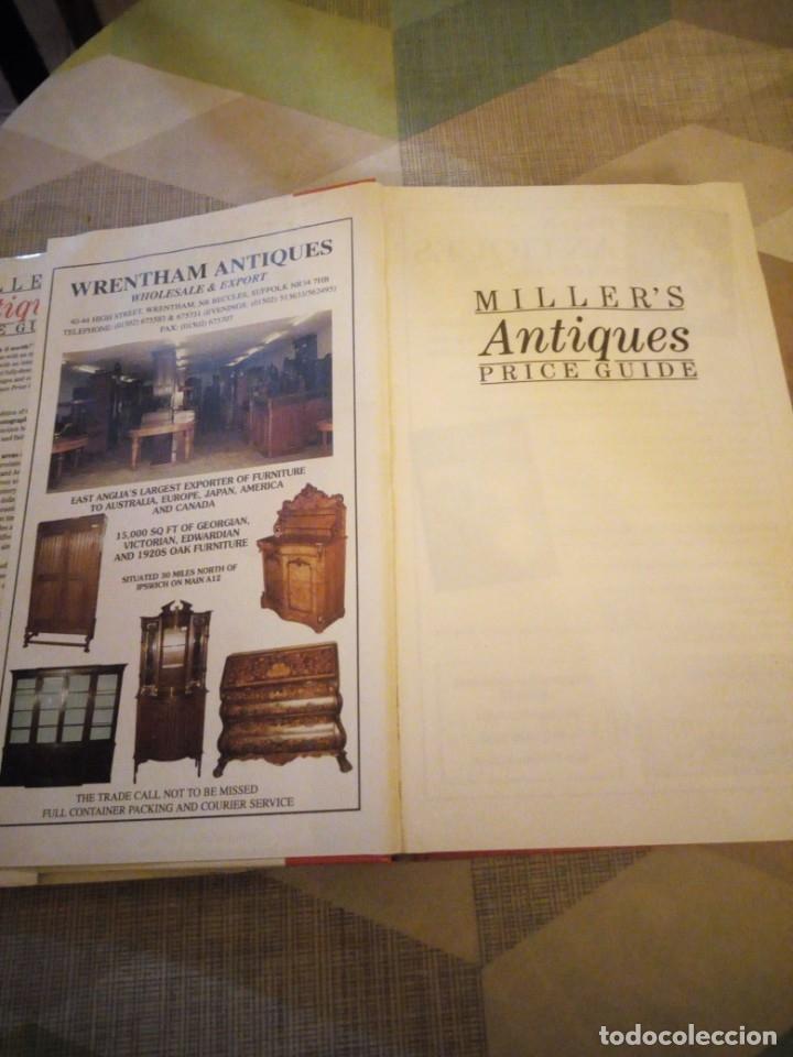 Libros de segunda mano: libro MILLERS ANTIQUES PRICE GUIDE. 1996. LONDON,guia de precios. - Foto 2 - 180897802