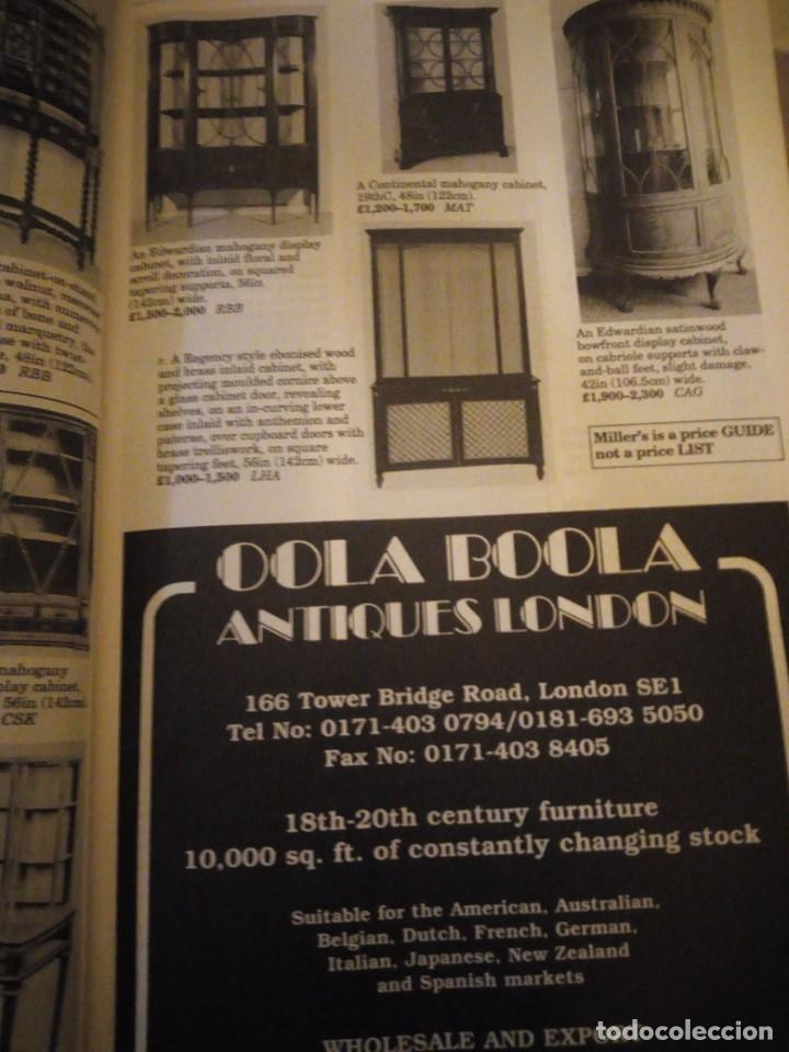 Libros de segunda mano: libro MILLERS ANTIQUES PRICE GUIDE. 1996. LONDON,guia de precios. - Foto 5 - 180897802
