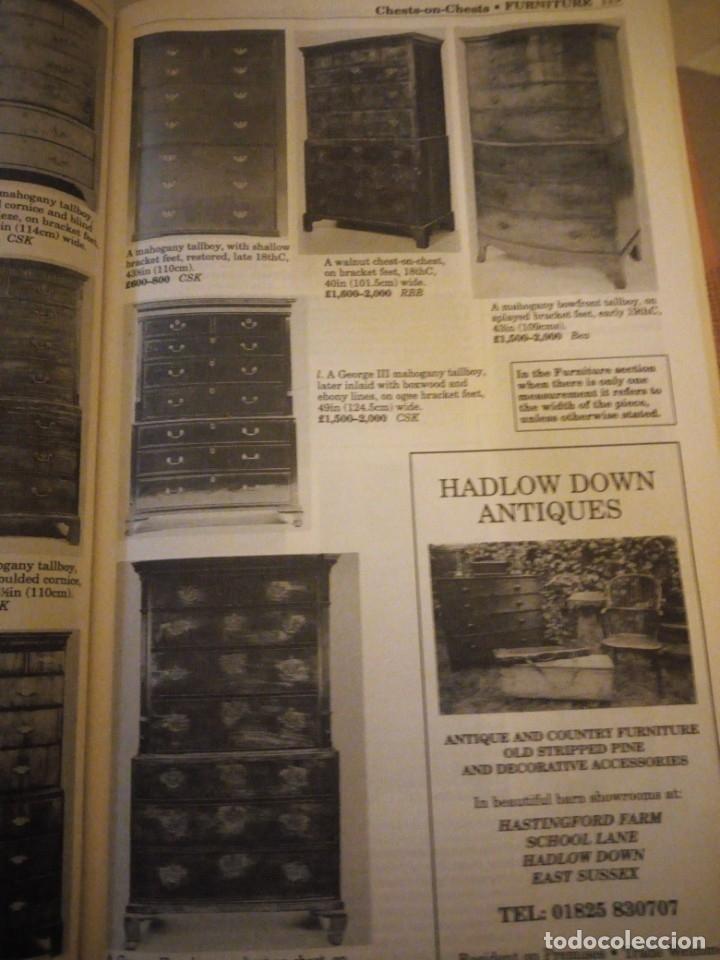 Libros de segunda mano: libro MILLERS ANTIQUES PRICE GUIDE. 1996. LONDON,guia de precios. - Foto 6 - 180897802