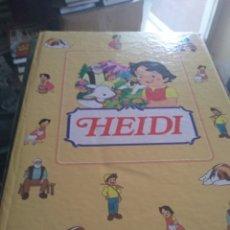 Libros de segunda mano: FASCÍCULOS COLECCIÓN HEIDI + TAPA ENCUADERNACIÓN - RBA. Lote 180909613