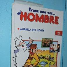 Libros de segunda mano: ÉRASE UNA VEZ EL HOMBRE Nº21. ED. PLANETA DEAGOSTINI. NAVARRA 2003. Lote 180933088