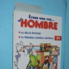 Libros de segunda mano: ÉRASE UNA VEZ EL HOMBRE Nº24. ED. PLANETA DEAGOSTINI. NAVARRA 2003. Lote 180933998