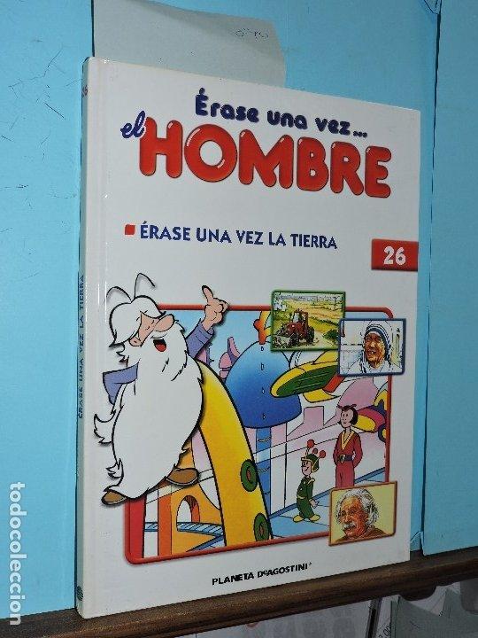 ÉRASE UNA VEZ EL HOMBRE Nº26. ED. PLANETA DEAGOSTINI. NAVARRA 2003 (Libros de Segunda Mano - Literatura Infantil y Juvenil - Otros)