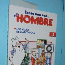Libros de segunda mano: ÉRASE UNA VEZ EL HOMBRE Nº12. ED. PLANETA DEAGOSTINI. NAVARRA 2003. Lote 180935156