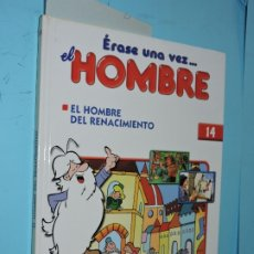 Libros de segunda mano: ÉRASE UNA VEZ EL HOMBRE Nº14. ED. PLANETA DEAGOSTINI. NAVARRA 2003. Lote 180935330