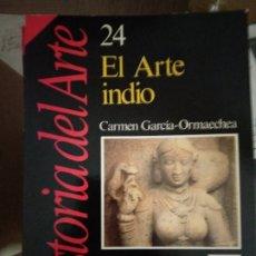 Libros de segunda mano: HISTORIA DEL ARTE. HISTORIA 16. Nº24. EL ARTE INDIO. Lote 180967025