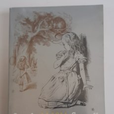Libros de segunda mano: ALICIA PAIS MARAVILLAS - CARROLL - TDK38. Lote 180975885