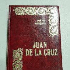Libros de segunda mano: JUAN DE LA CRUZ - JOSE LUIS ARANGUREN - TDK162. Lote 180978720