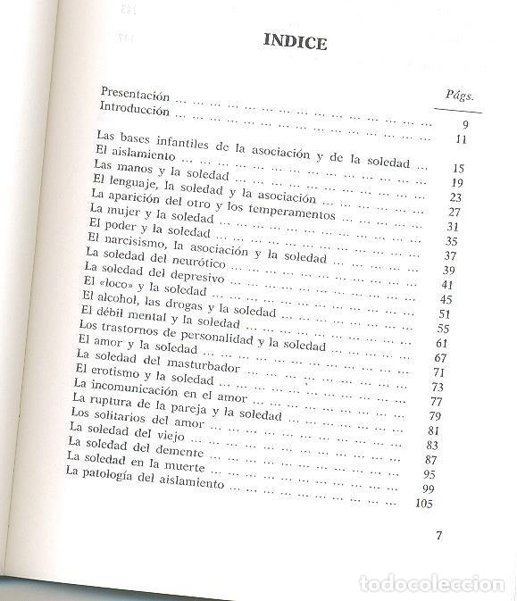 Libros de segunda mano: LA SOLEDAD DEL HOMBRE --José Antonio García-Andrade-- - Foto 2 - 181016396
