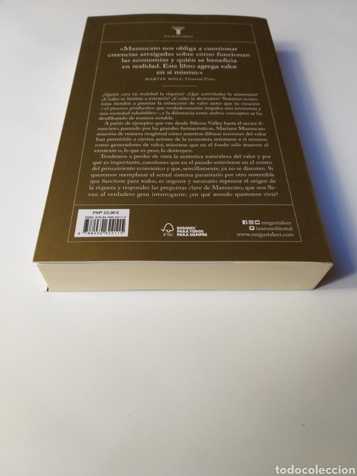 Libros de segunda mano: Pensamiento siglo XXI . El valor de las cosas quién produce y quién gana en la economía global . Mar - Foto 6 - 181019636