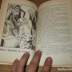 Libros de segunda mano: BRUJERÍAS. ELLERY LING- VILMAR EDICIONES. COLECCIÓN ASTRAL . 1ª EDICIÓN 1987. BRUJOS, DIABLO, PÓCIMA. Lote 181095383