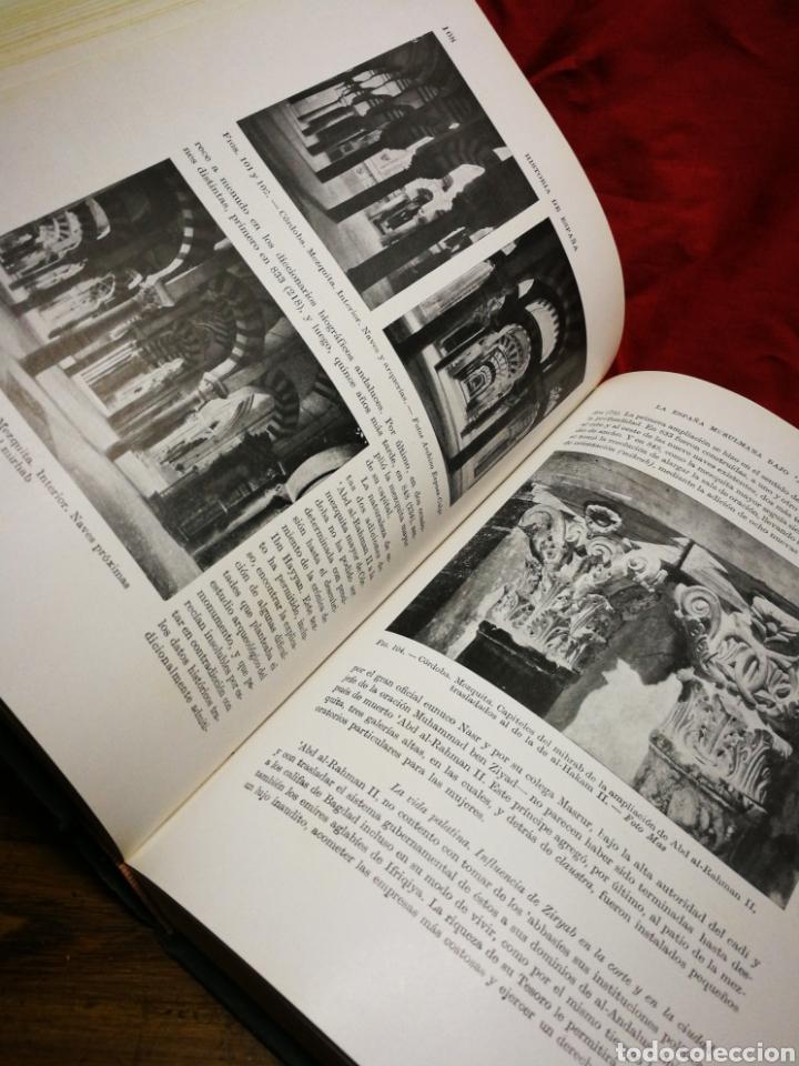 Libros de segunda mano: HISTORIA DE ESPAÑA- ESPAÑA MUSULMANA (711-1031), ESPASA-CALPE. RAMON MENÉNDEZ PIDAL, TOMO 4.1957. - Foto 3 - 181106922