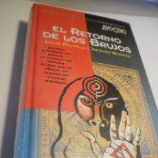 Libros de segunda mano: PAUWELS.L Y BERGIER J. EL RETORNO DE LOS BRUJOS. AÑO CERO. TAPA DURA (PRECINTADO). Lote 206835776