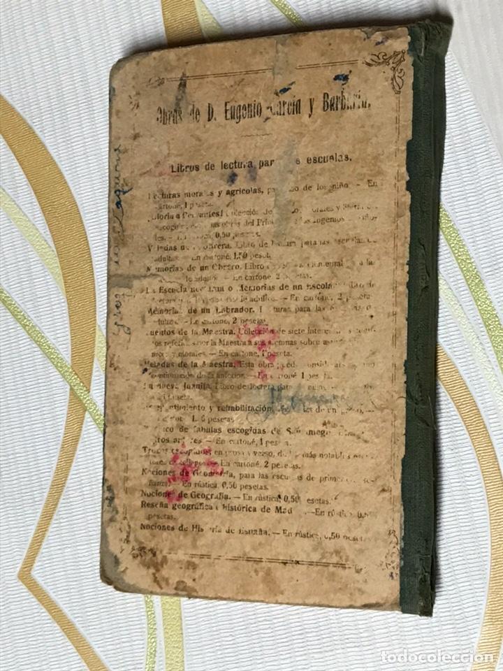 Libros de segunda mano: EL MANUSCRITO DE ELENA - CARTAS INSTRUCTIVAS Y FAMILIARES PARA NIÑAS Eugenio garcia y barbarin 1924 - Foto 2 - 195386886