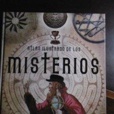 Libros de segunda mano: ATLAS ILUSTRADO DE LOS MISTERIOS. SUSAETA EDICIONES.. Lote 181230302