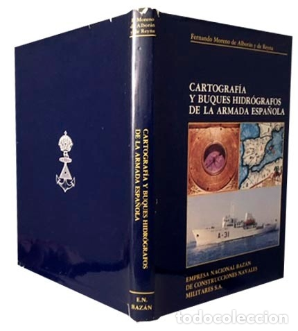 Libros de segunda mano: Cartografía y buques hidrógrafos de la Armada Española. (Mapas, Planos, Fortificaciones - Foto 2 - 181230828