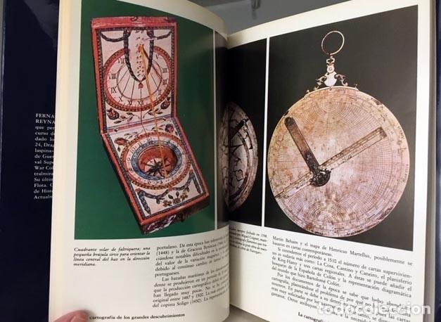 Libros de segunda mano: Cartografía y buques hidrógrafos de la Armada Española. (Mapas, Planos, Fortificaciones - Foto 4 - 181230828