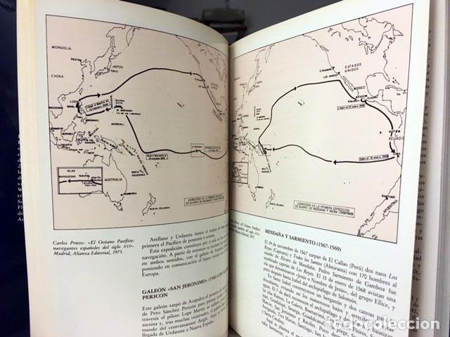 Libros de segunda mano: Cartografía y buques hidrógrafos de la Armada Española. (Mapas, Planos, Fortificaciones - Foto 5 - 181230828