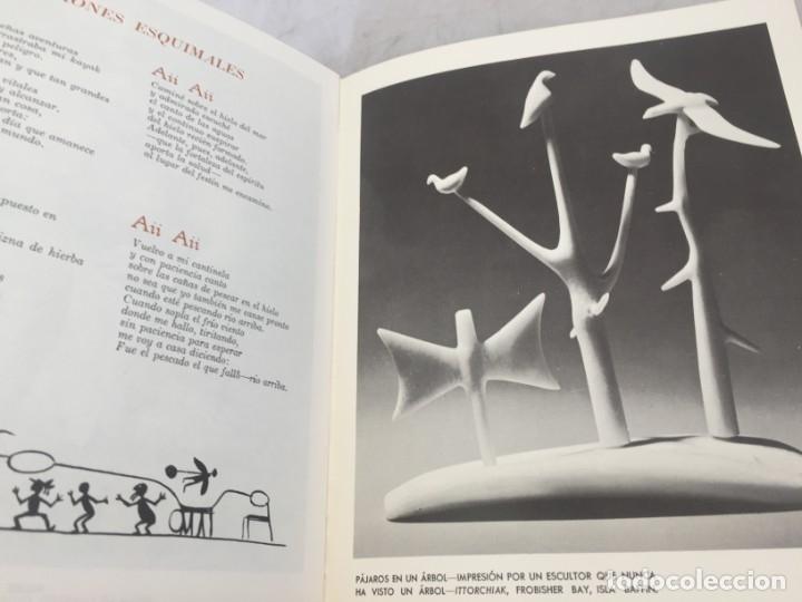 Libros de segunda mano: ARTE ESQUIMAL CANADIENSE, INUIT. Ministerio de Asuntos del Norte y Recursos Nacionales. Ottawa, 1957 - Foto 10 - 181325713