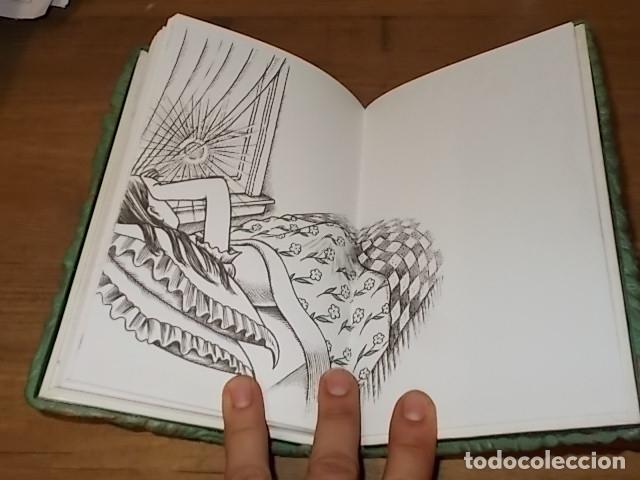 Libros de segunda mano: MI DIARIO DE UNICORNIOS . SUSAETA EDICIONES. CUBIERTA : SEYMOUR SCHACHTER. DIBUJOS : JULIE BERSON - Foto 11 - 181352388