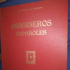 Libros de segunda mano: IMAGINEROS ESPAÑOLES. BERNARDINO DE PANTORBA. ED. MAYFE, 1952.. Lote 181399631