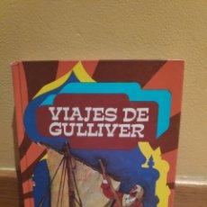 Libros de segunda mano: VIAJES DE GULLIVER. Lote 181438748