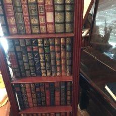 Livres d'occasion: COLECCION GRANDES GENIOS LITERATURA UNIVERSAL 50 TOMOS. Lote 181464208