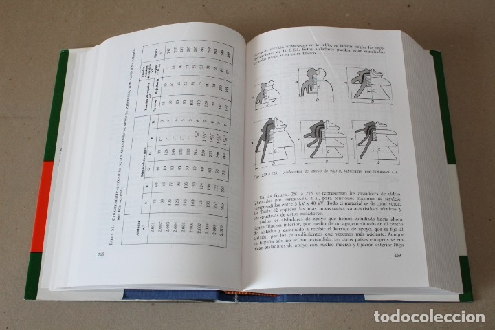Libros de segunda mano: INSTALACIONES ELÉCTRICAS GENERALES. - 8º Edic 1993 ENCICLOPEDIA CEAC DE ELECTRICIDAD - Foto 6 - 237180775