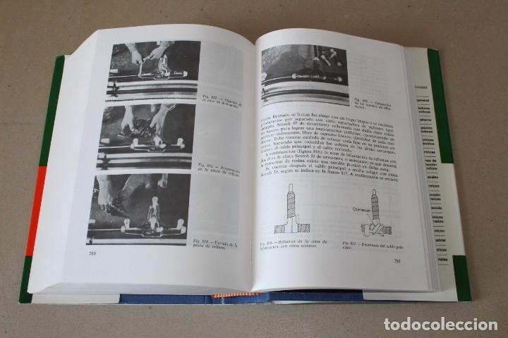 Libros de segunda mano: INSTALACIONES ELÉCTRICAS GENERALES. - 8º Edic 1993 ENCICLOPEDIA CEAC DE ELECTRICIDAD - Foto 8 - 237180775