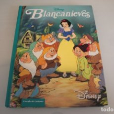 Libros de segunda mano: BLANCANIEVES DISNEY. Lote 181480687