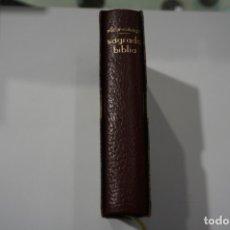 Libros de segunda mano: SAGRADA BIBLIA ELOINO NACAR FUSTER Y ALBERTO COLUNGA 1974 / BIBLIOTECA AUTORES CRISTIANOS. Lote 181518888