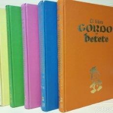 Libros de segunda mano: EL LIBRO GORDO DE PETETE (5 TOMOS) - EDITORIAL PTT - 1982. Lote 181525568