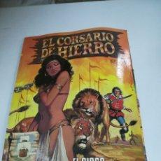 Libros de segunda mano: EL CORSARIO DE HIERRO. SELECCION 3. EL CIRCO BAMBADABUM. EDICIONES B. Lote 181554682