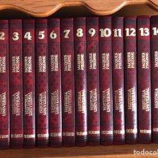 Libros de segunda mano: ENCICLOPEDIA HISTORIA UNIVERSAL DE JAQUES PIRENNE, ED OCEANO 1987 ( COMPLETA). Lote 181571808