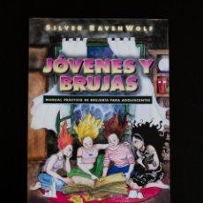 Libros de segunda mano: JÓVENES Y BRUJAS. Lote 181576588