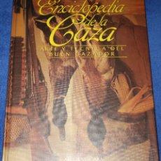 Libros de segunda mano: ENCICLOPEDIA DE LA CAZA - TOMO II - FERNANDO HUERTA - ARGOS VERGARA (1986). Lote 181614077